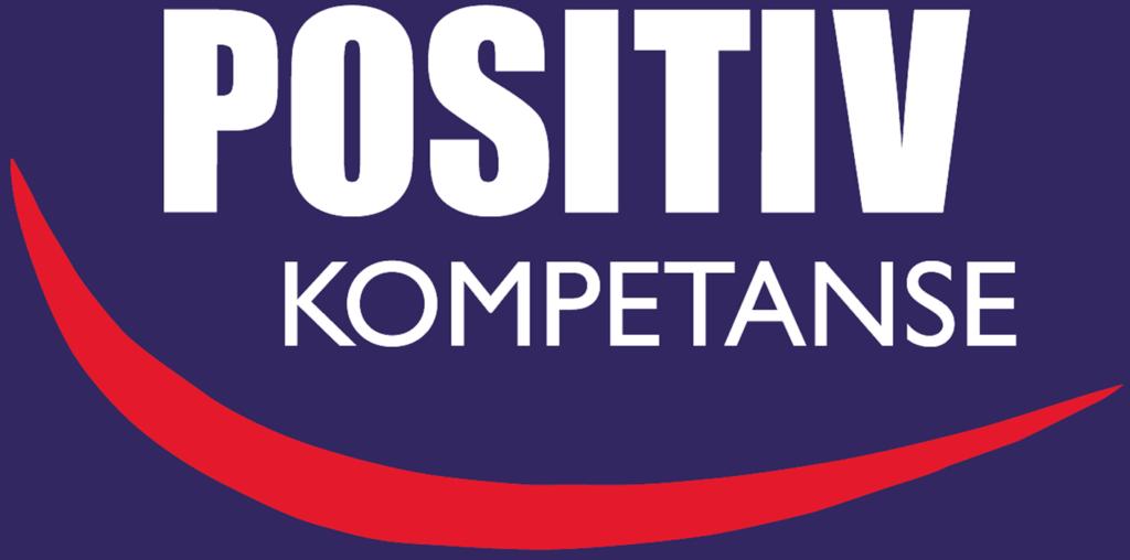 Logo positiv kompetanse